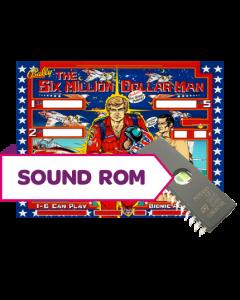 The Six Million Dollar Man Sound Rom