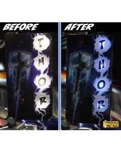 Avengers Pro T-H-O-R Sign Color Bracket