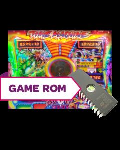 Time Machine CPU Game Rom IC2