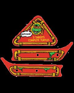 Teenage Mutant Ninja Turtles Plastics Set 1