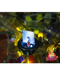 Theatre of Magic LED/Motor Hat Modification