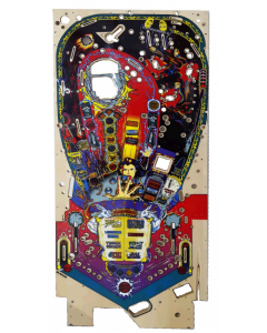Theatre of Magic Playfield