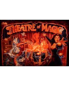 Theatre of Magic 122 x 81 cm Large Poster