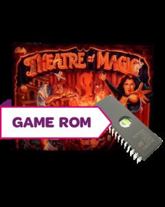 Theatre of Magic CPU Game Rom (Home)