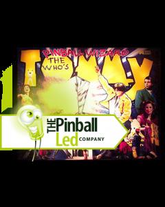 Tommy UltiFlux Playfield LED Set
