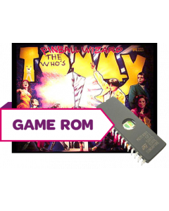 Tommy Game/Display Rom Set