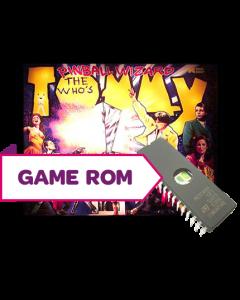 Tommy Game/Display Rom Set Version 5.00 (Pinballcode)