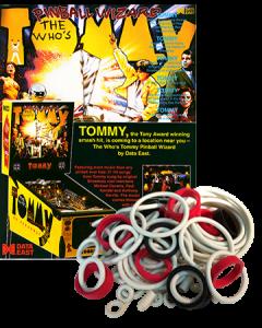 Tommy Rubber Set