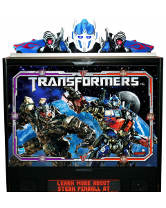 Transformers Topper