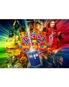 Dr Who Alternate Translite 1