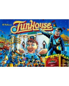 Funhouse 122 x 81 cm Large Poster