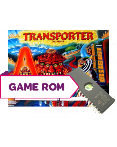 Transporter the Rescue CPU Game Rom Set