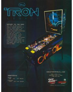 TRON: Legacy Flyer