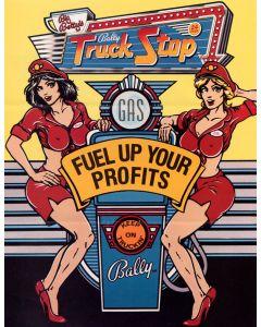 Truck Stop Flyer