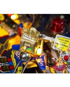 Twilight Zone Slot Machine LED Modification