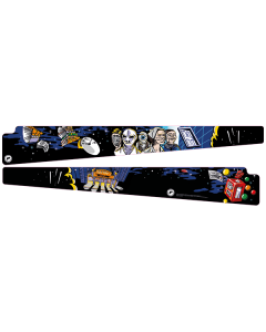Tales from the Crypt Sideboard Decals