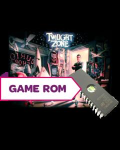 Twilight Zone CPU Game Rom (Home)