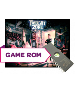 Twilight Zone CPU Game Rom (IFPA Rules)