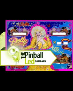 Dolly Parton UltiFlux Playfield LED Set