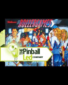 Rollergames UltiFlux Playfield LED Set