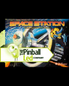 Space Station UltiFlux Playfield LED Set