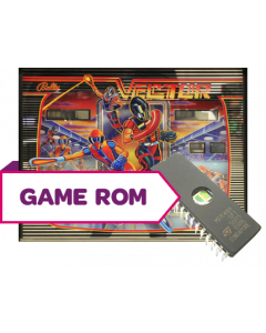 Vector CPU Game Rom Set (Modified Rules)