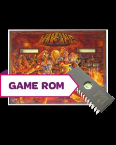 Viking CPU Game Rom Set (7-Digit Bootleg)