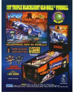 Viper Night Drivin Flyer