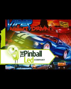 Viper Night Drivin UltiFlux Playfield LED Set
