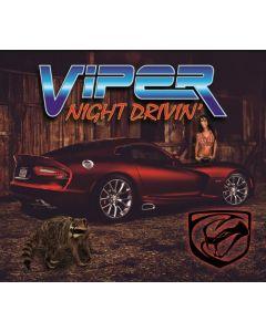 Viper Night Drivin Alternate Translite 1
