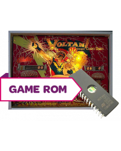 Voltan Escapes Cosmic Doom CPU Game Rom Set