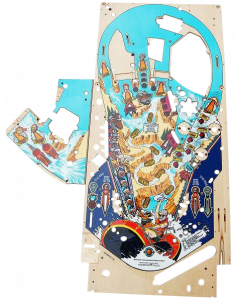 White Water Playfield