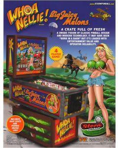 Whoa Nellie Big Juicy Melons Flyer