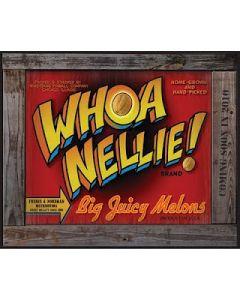 Whoa Nellie Big Juicy Melons starpost set