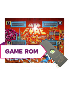 Wild Fyre CPU Game Rom Set