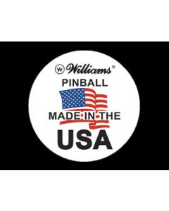 """Williams """"MADE IN USA"""" Decal"""