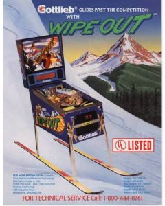 Wipe Out Flyer