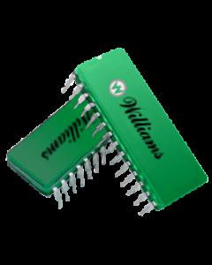 Williams Green Label Flipper Rom Set