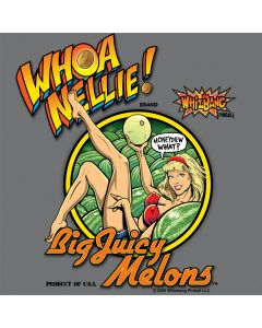 Whoa Nellie Big Juicy Melons T-Shirt