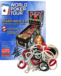 World Poker Tour Rubberset