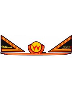 Whirlwind Apron Decal Set