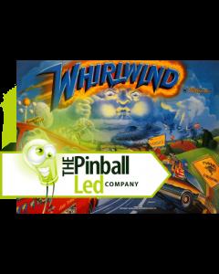 Whirlwind UltiFlux Playfield LED Set