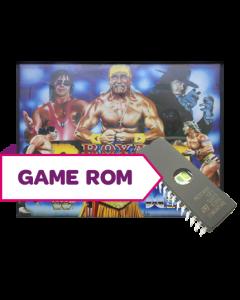 WWF Royal Rumble Game/Display Rom Set (French)