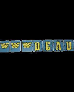 WWF Royal Rumble Target Decals