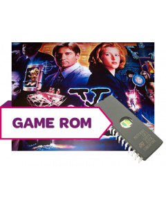 The X-Files Game/Display Rom Set