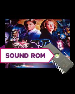 The X Files Sound Rom U17