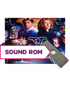 The X Files Sound Rom U21