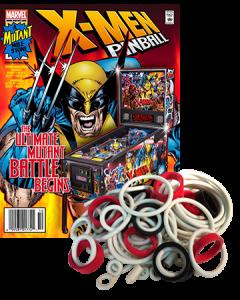 X-Men Rubberset