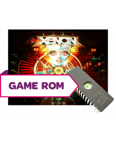 Xenon CPU Game/Sound Rom Set Complete