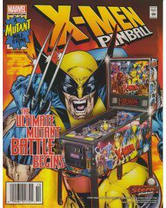 X-Men Flyer